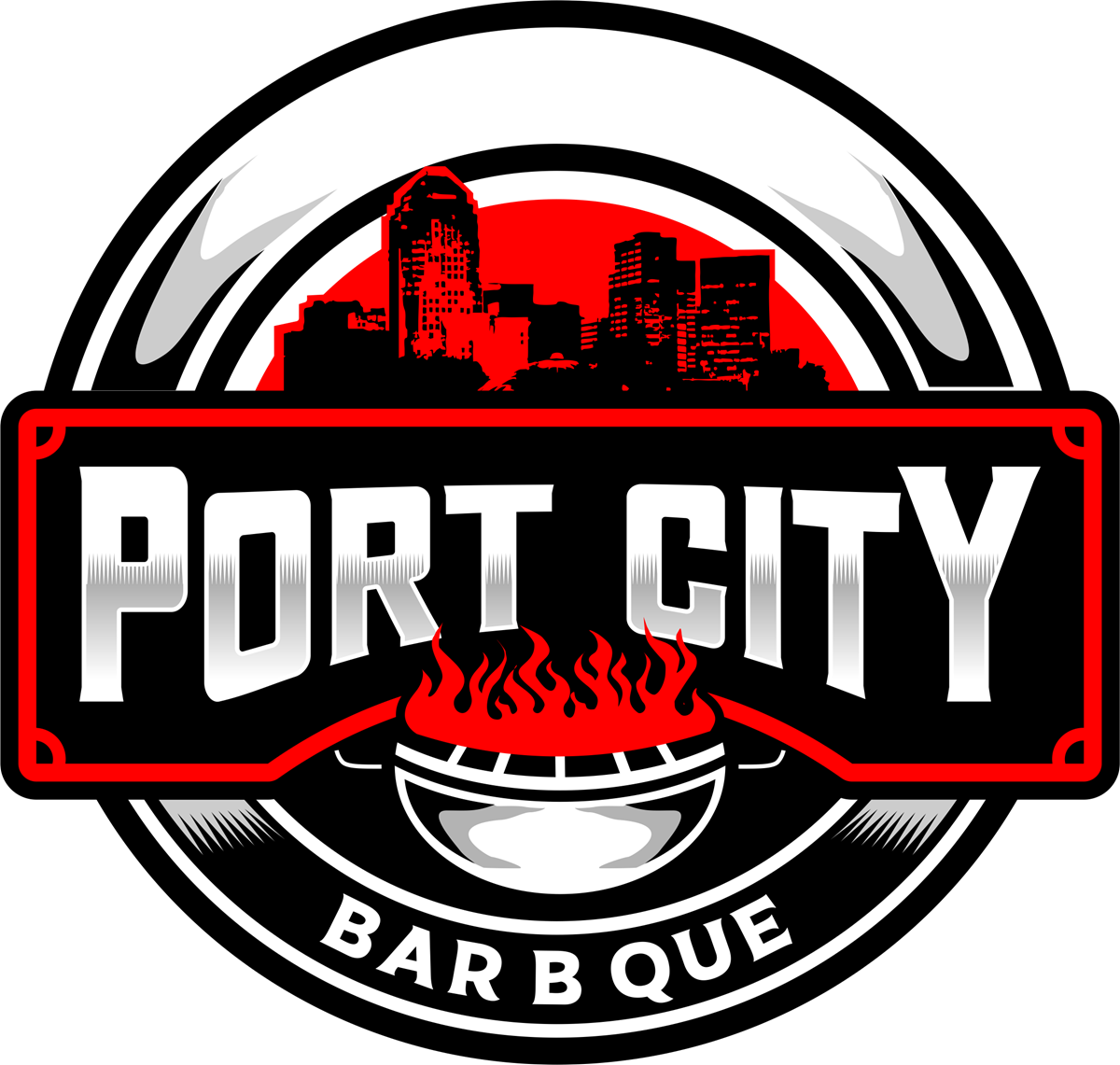Port City Barbecue - Homepage